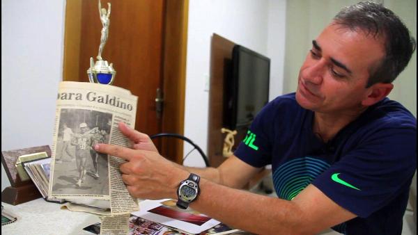 Sérgio Galdino: no currículo três olimpíadas, 16 títulos de campeão brasileiro e de JascFoto: Antonio Prado/Fesporte